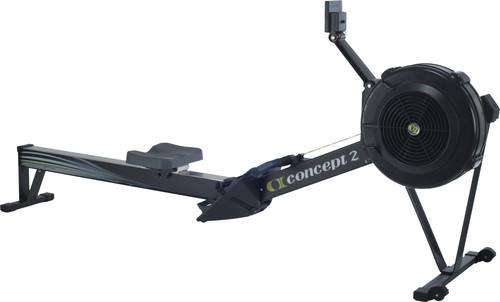 Concept2 Model D PM5 Zwart Main Image