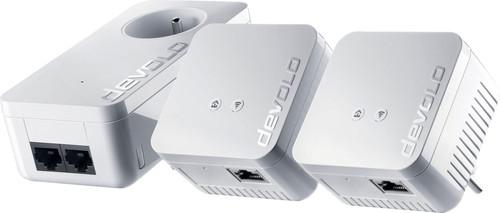 Devolo dLAN 550 WiFi 550 Mbps 3 adapters Main Image