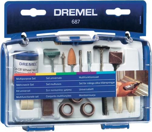 Dremel Multifunction set (687) Main Image