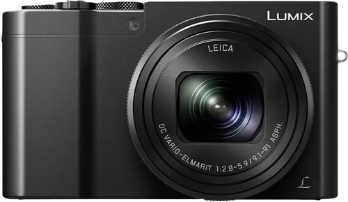 Panasonic Lumix DMC-TZ100 Zwart Main Image