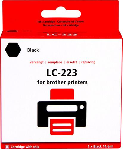 Pixeljet LC-223 Cartridge Zwart Main Image