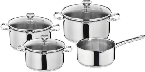 Ensemble de 4 casseroles Tefal Duetto Main Image