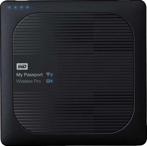 WD My Passport Wireless Pro 2TB Main Image