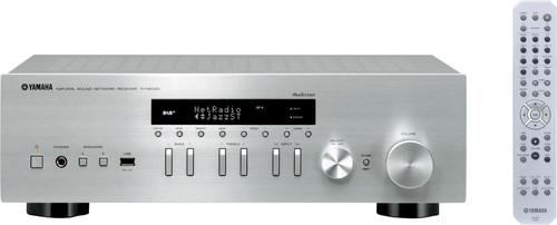 Yamaha R-N402 DAB+ Argent Main Image