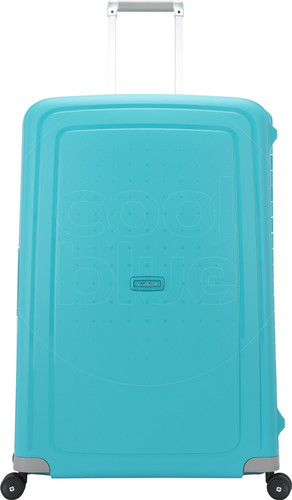 Samsonite S'Cure Valise à 4 roulettes 81 cm Aqua Blue Main Image
