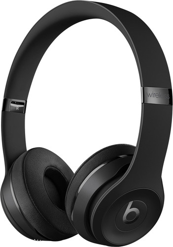Beats Solo3 Wireless Matte Black Main Image