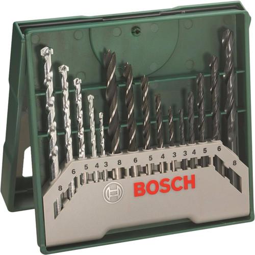 Bosch Set de forets 15 pièces Main Image