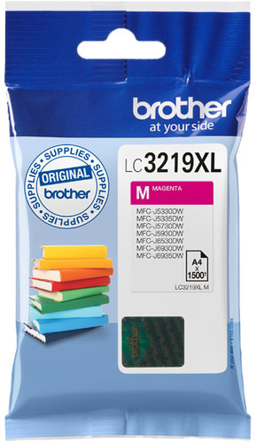 Brother LC-3219XL Cartouche Magenta Main Image