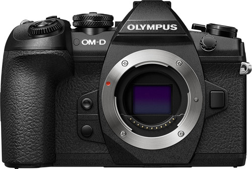 Olympus OM-D E-M1 Mark II Body Black Main Image