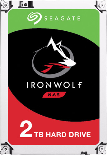 Seagate IronWolf ST2000VN004 2 To Main Image
