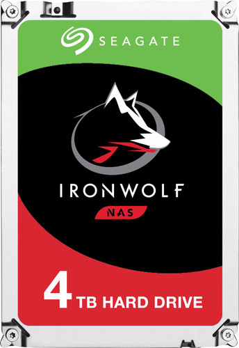 Seagate IronWolf ST4000VN008 4 To Main Image