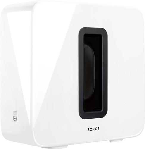 Sonos Sub Gloss Blanc Main Image