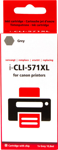 Pixeljet CLI-571XL Cartridge Gray Main Image