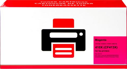 Pixeljet 410X Toner Magenta XL pour imprimantes HP (CF413X) Main Image