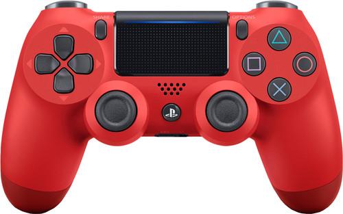 Sony DualShock 4 Manette PS4 V2 Rouge Main Image