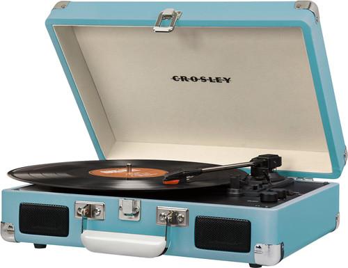 Crosley Cruiser Deluxe Turquoise Main Image
