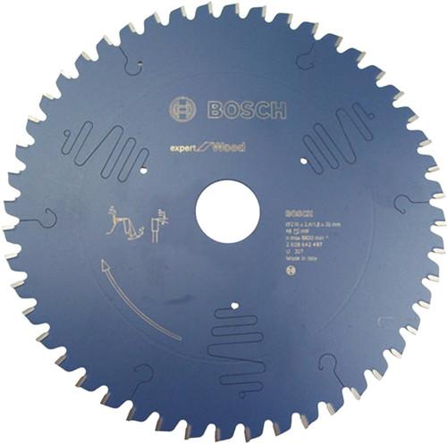 Bosch Cirkelzaagblad Expert Wood 216x1,8x30 48T Main Image