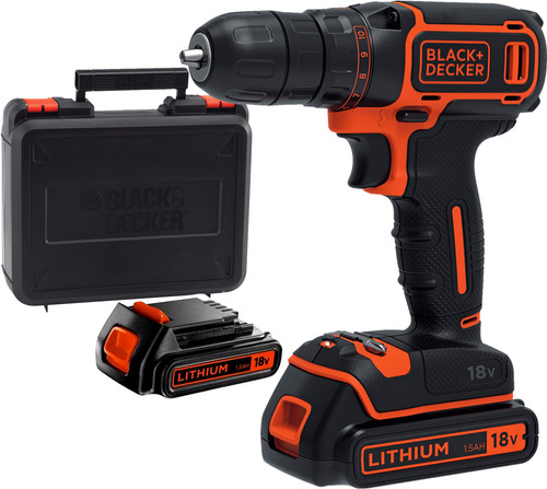 Black & Decker BDCDC18KB-QW