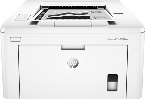 HP LaserJet Pro M203dw Main Image