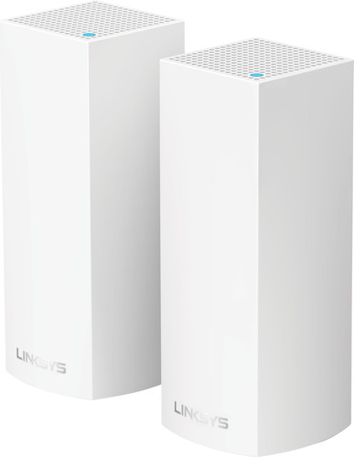 Linksys Velop tri-band Multiroom wifi (2 stations) Main Image