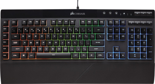 Corsair K55 RGB AZERTY Main Image