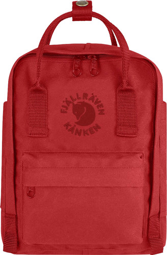 Fjällräven Re-Kånken Mini Red 7 L - Sac à dos enfant Main Image