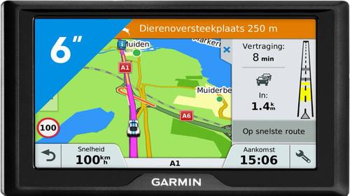 Garmin Drive 61 LMT-S Europe Main Image