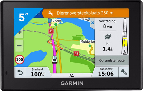 Garmin DriveAssist 51 LMT-S Europa Main Image