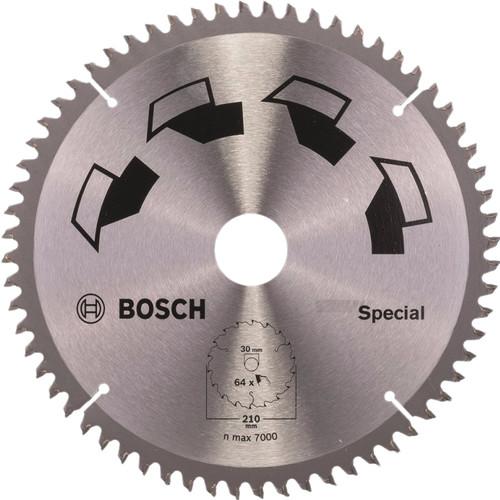 Bosch Lame de scie Spéciale 210x30x2mm T64 Main Image