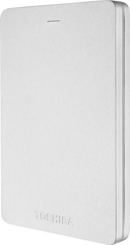 Toshiba Canvio ALU 2TB Zilver Main Image