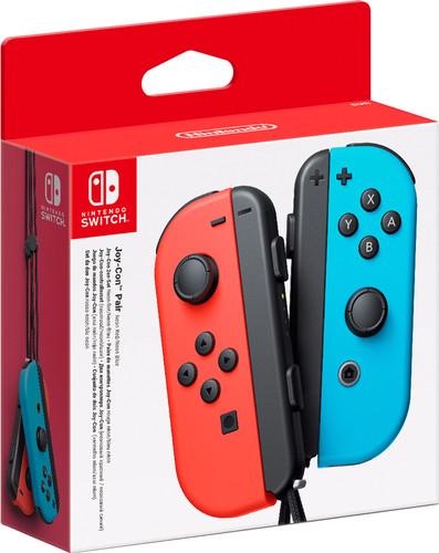 Nintendo Switch Set Joy-Con Rouge/Bleu Main Image