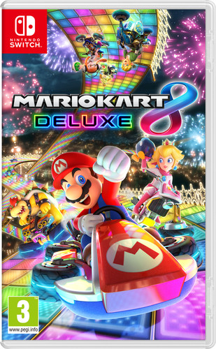 Mario Kart 8 Deluxe Switch Main Image