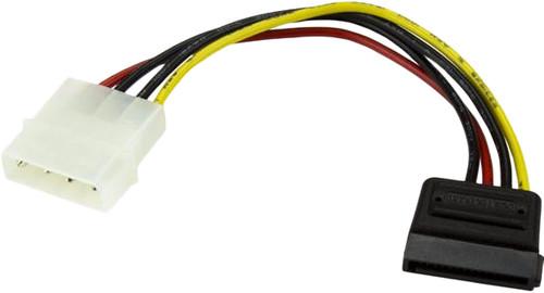 StarTech Molex to SATA power cable 0.15m Main Image