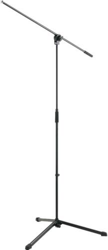 K&M 254 Pied pour Microphone Noir Main Image