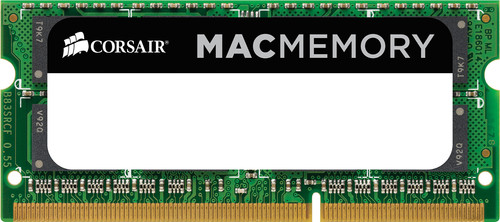 Corsair Apple MAC 4 Go SODIMM DDR3-1333 1 x 4 Go Main Image