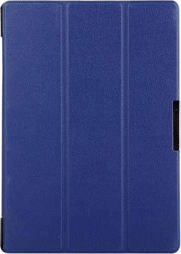 Just in Case Lenovo Tab 3 10-inch Smart Tri-Fold Case Blue Main Image