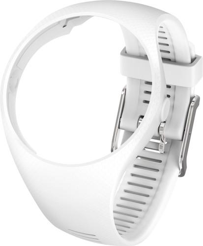 Polar M200 Plastic Wristband S / M - White Main Image