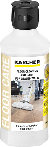 Karcher FC cleaning agent 534 Sealed parquet / Laminate / Cork Main Image