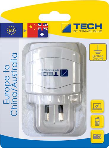Travel Blue Europa Adapter - China / Australia Main Image