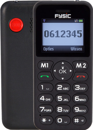 Fysic FM-7550 Senior Citizens Phone Main Image