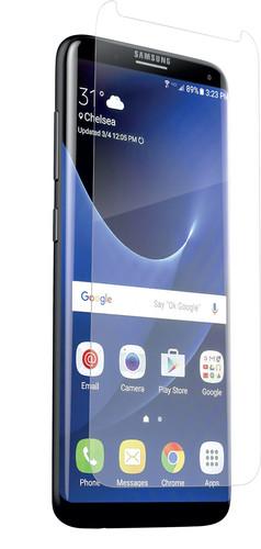 InvisibleShield Protège-écran en Plastique pour Samsung Galaxy S8 Main Image