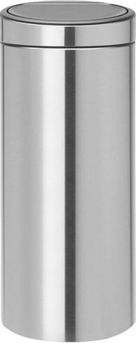 Brabantia Touch Bin 30 Liter Matt Steel Main Image