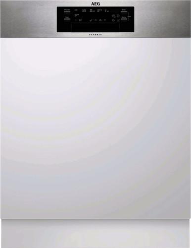 AEG FEE62800PM / Built-in / Semi-integrated / Niche height 82-90cm Main Image