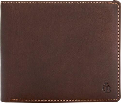 Castelijn & Beerens Billfold 11 Cartes bancaires Mocca Main Image