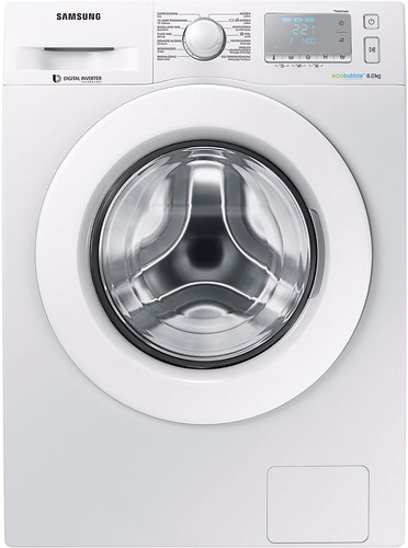 Samsung WW81J5446MA EcoBubble Main Image