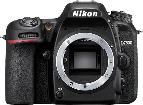 Nikon D7500 Boitier Main Image