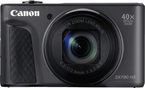 Canon Powershot SX730HS Zwart Main Image