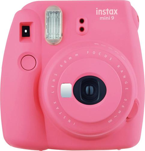 Fujifilm Instax Mini 9 Flamingo Pink Main Image