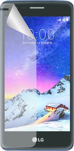 Azuri LG K8 (2017) Screenprotector Plastic Duo Pack Main Image