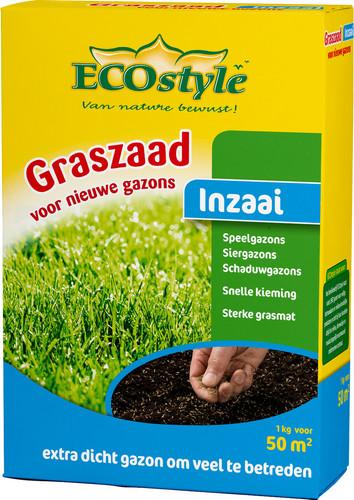 ECOstyle Graszaad Inzaai 1kg Main Image